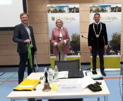 Bilder neuer Gemeinderat
