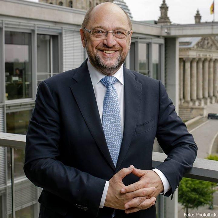 Martin Schulz, der Europa-Kenner kommt nach Haar