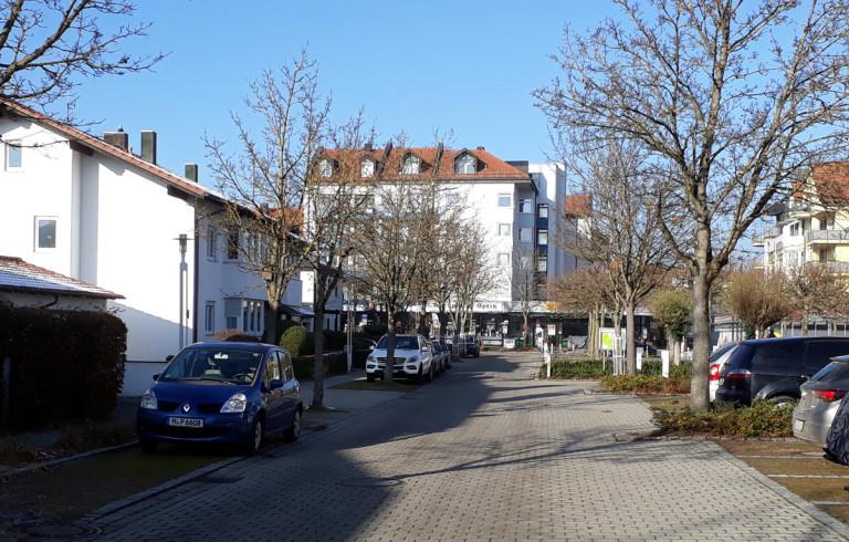 Teil der Maria-Glasl-Str. wird Spielstrasse